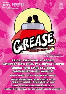 Grease the Poster